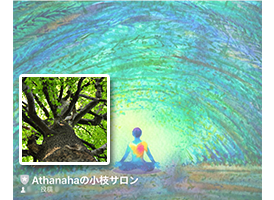 Athanahaの小枝サロン_ホーム